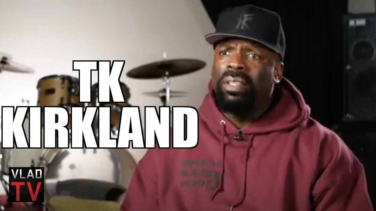 TK Kirkland on Kamala Harris Putting Black People in Prison: THEY GOT CAUGHT! (Part 2)