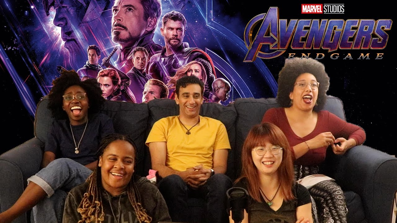Watching AVENGERS: ENDGAME for the FIRST TIME   MOVIE REACTION!