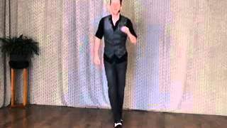 Cuban Slide Variations - Salsa Dance Lesson, David Troesch #1844