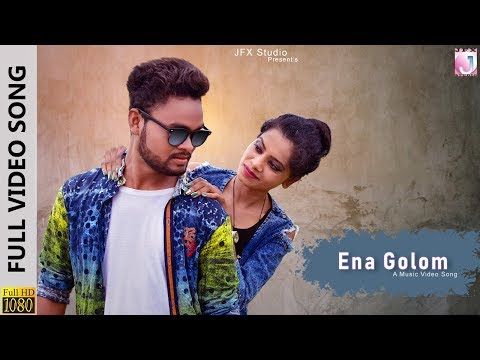 ENA GOLOM || SANTALI NEW MODERN TRADITIONAL FULL HD VIDEO SONG 2019 || CHINMAY & SUNITA || JFXSTUDIO