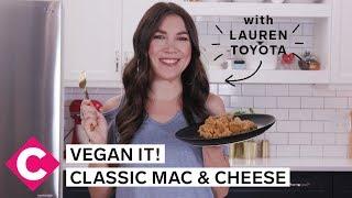 Vegan Macaroni and Cheese | Vegan It! With Lauren Toyota