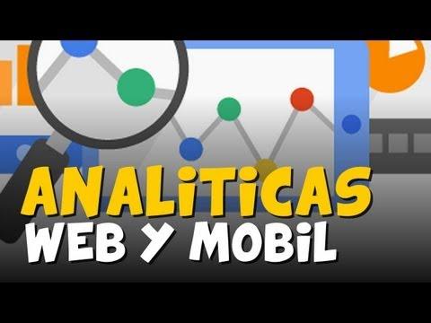 Introducci�n a anal�ticas web, m�viles y sociales