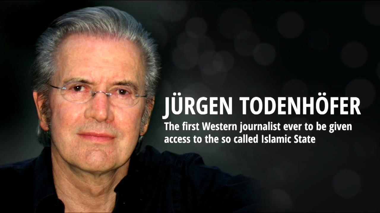 interview with jrgen todenhfer the first western journalist to visit isis youtube - Jurgen Todenhofer Lebenslauf