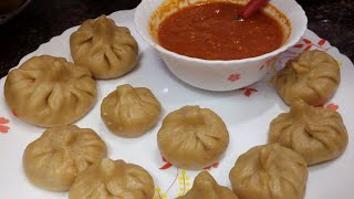 Momos Home Recipe Very Tasty & Easy Recipe