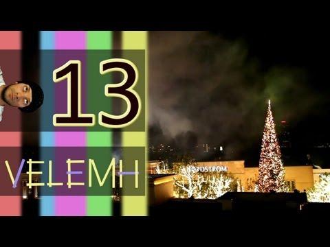 США Простая Америка 13 Рождество в Лос Анджелесе