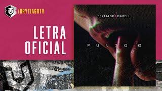 Brytiago X Darell - Punto G | Lyric Cover thumbnail