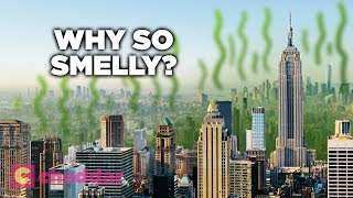 Why Does New York City Smell So Bad? - Cheddar Explains