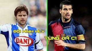 Đội hình các HLV nổi tiếng từng thi đấu tại giải Cup C1 Champion League.