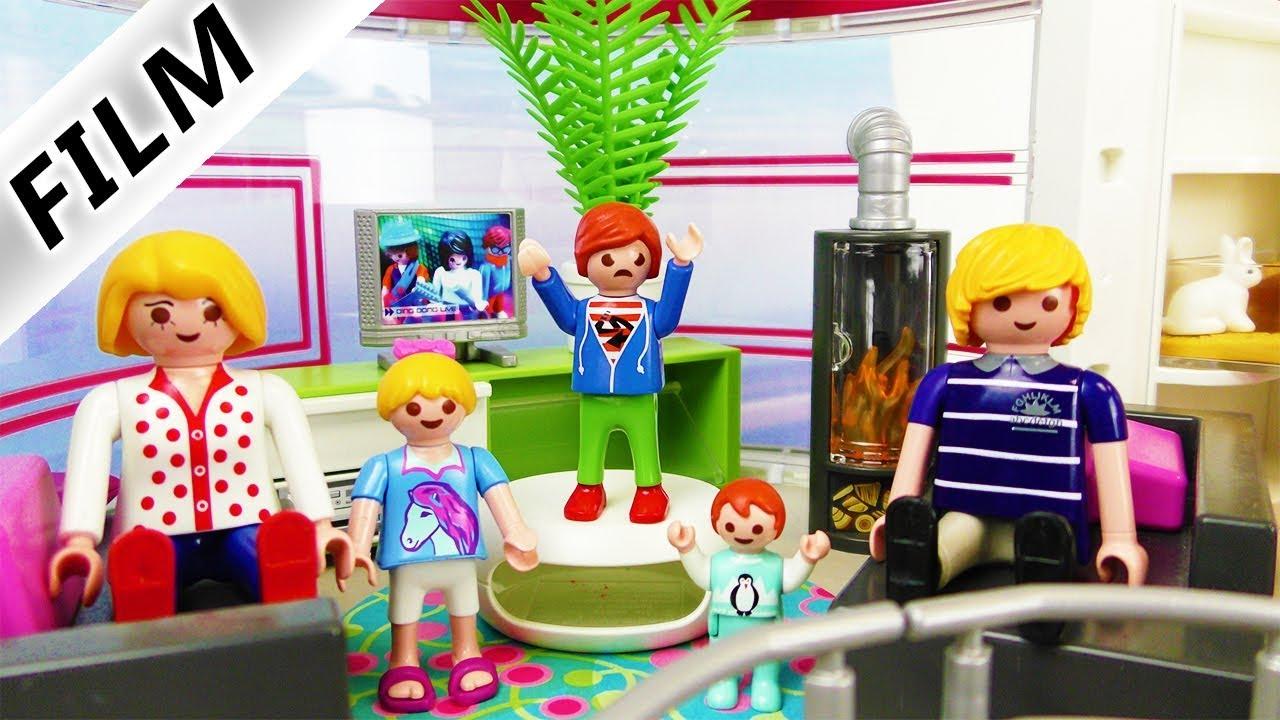 Playmobil Film Deutsch Familie Vogel Zieht Ins Shopping Center Im