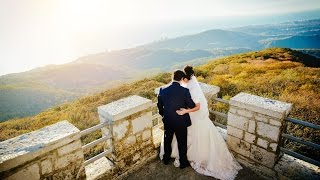Свадьба в Сочи. Наша свадьба - Карен и Лиза