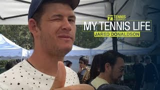 "My Tennis Life: Jared Donaldson Episode 4 ""Thank You John McEnroe"""