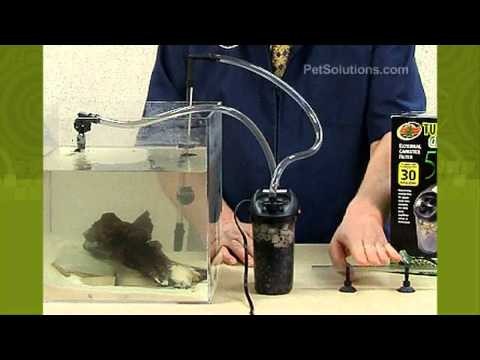 PetSolutions: Zoo Med Turtle Clean 15 External Canister Filter