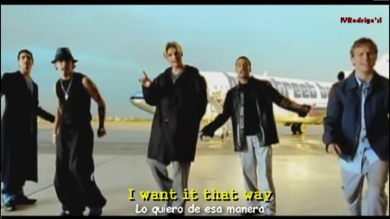 Download Backstreet Boys - I Want It That Way [Lyrics y Subtitulos en Español]