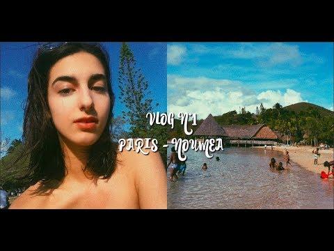VLOG 1 - Paris ✈️ Nouméa