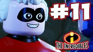 LEGO INCREDIBLES - Part 11 - Goons! (HD Gameplay Walkthrough)