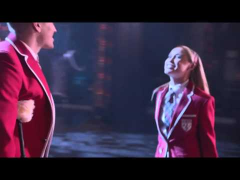 GLEE   'Come Sail Away' Full Performance