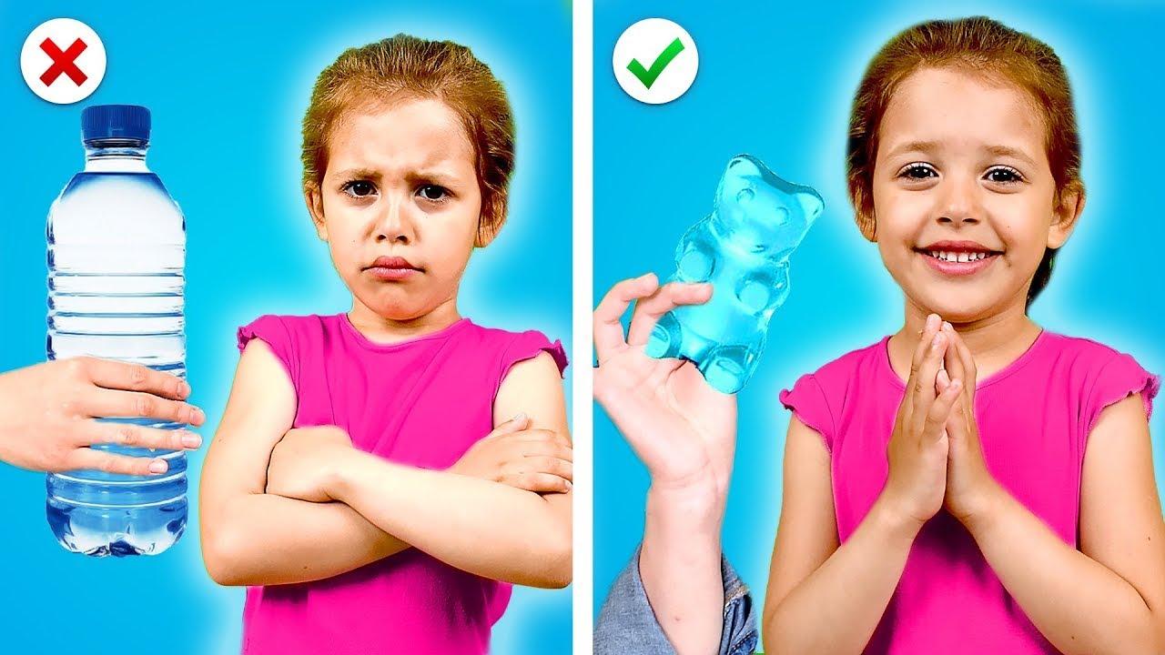 ASTUCES POUR LES PARENTS ! 11 façons de cacher vos sucreries de vos enfants par les Astuces du Panda