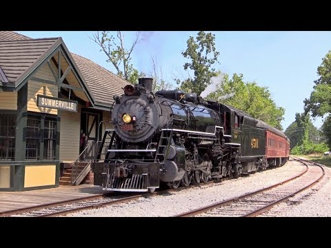Southern 4501: Steam to Summerville