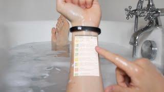 Cicret : le bracelet du futur... ou pas !