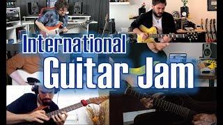 Baixar International Guitar Jam #1 | Tony Martinez, David Wallimann, Ross Campbell, Darryl Syms, I. Romero