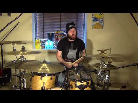 Neck Deep - Critical Mistake Drum Cover
