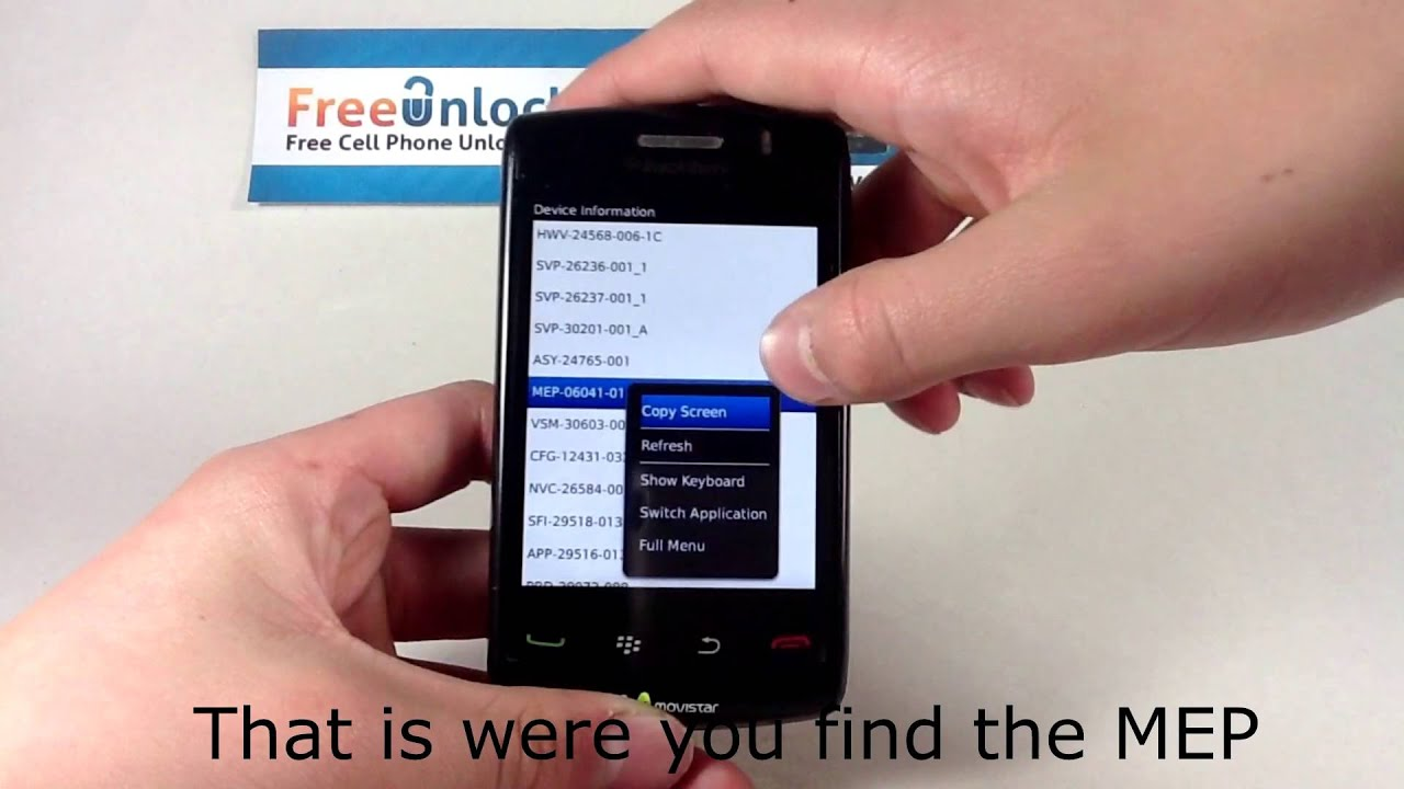 How to Unlock Blackberry 9700 for Free | FreeUnlocks com