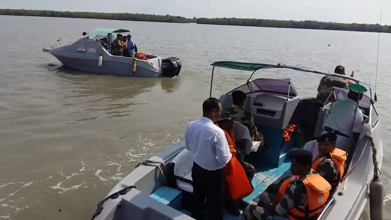 Floating BOP & Sunderban Tour with BSF /  Part-1