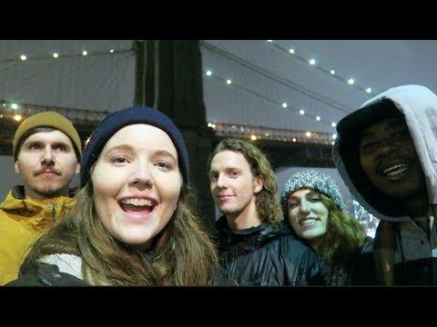 FAILED NEW YEAR'S EVE FIREWORKS - Brooklyn, NY - YouTube