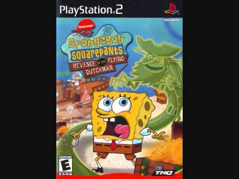 Spongebob: Revenge of the Flying Dutchman Soundtrack - Main Theme/Credits Theme