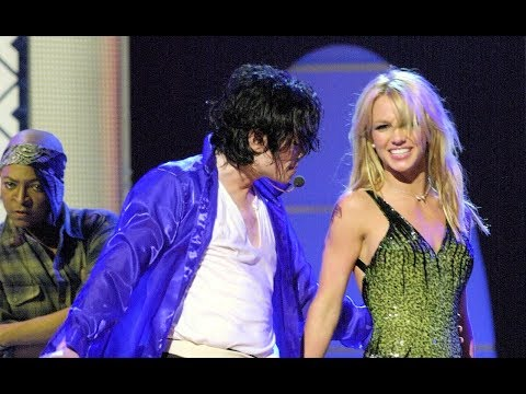 Michael Jackson & Britney Spears Duet - The Way You Make Me