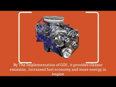 How Gasoline Direct Injection Technology Works