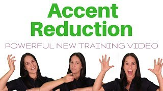Learning English: AMERICAN ACCENT TRAINING—3 Consonant Clusters Made Easy! | Rachel's English