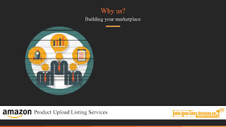 Amazon Product Listing Services, Amazon Bulk Product Upload Services