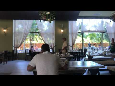 El Dorado Seaside. Riviera Maya, Mexico. Seaside Market Restaurant.
