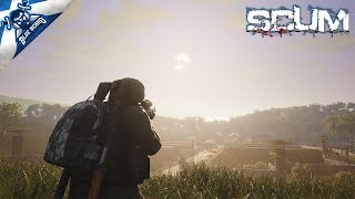 🔴 SCUM LIVE STREAM #9 - Fresh Start Means More To Do! 🔫 Good Loot Spots! (Funny Interactions)