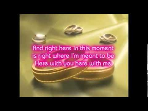 Nina - I Could Not Ask For More (Lyrics)