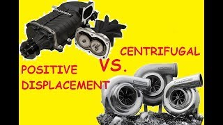 Why did I pick Procharger? - Centrifugal Supercharger vs. Positive Displacement Supercharger
