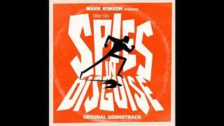 DJ Shadow - Rocket Fuel (feat. De La Soul) | Spies in Disguise OST
