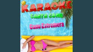 La Novia Automatica (Popularizado por Cano Estremera) (Karaoke Version)