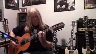 ELP - Still you turn me on. Guitar Cover.