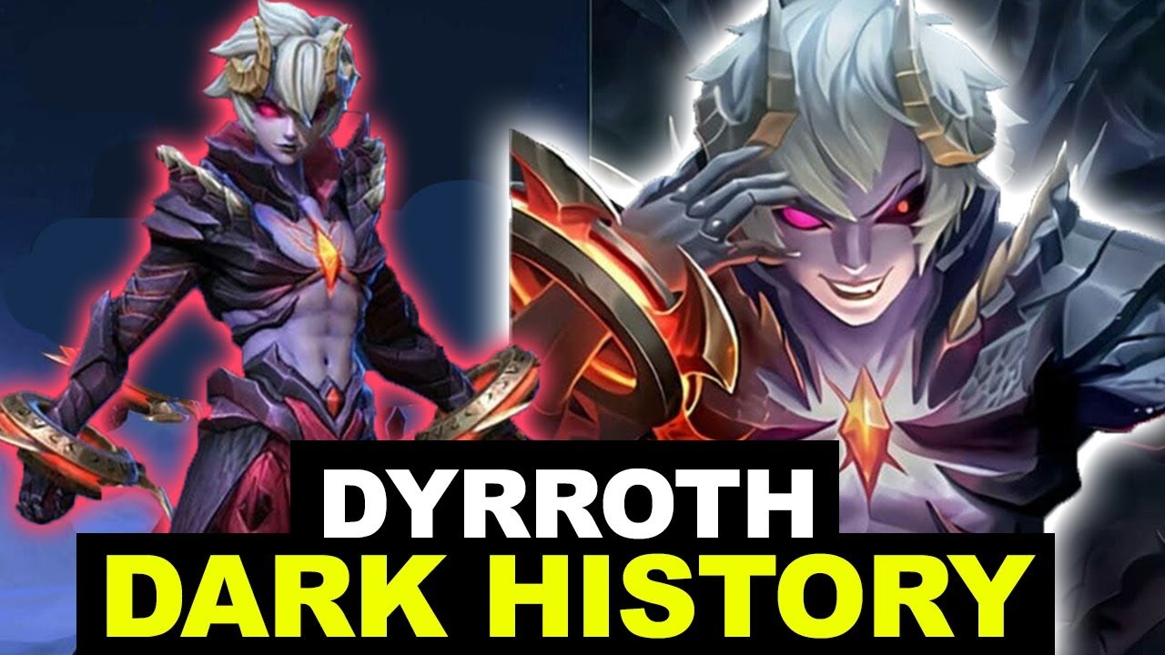 Voice Quotes Hero Dyrroth Dyrus Terjemahan Mobile