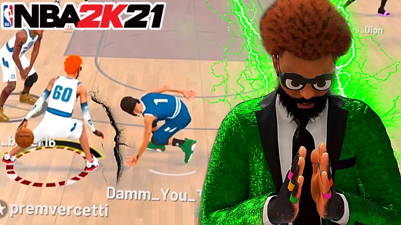 I PLAYED 3v3 RUSH on NBA 2K21 and DOMINATED EVERYONE!