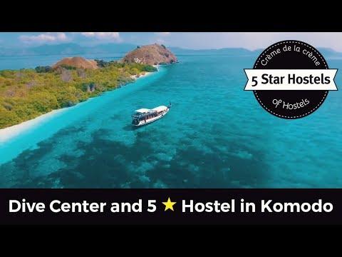 Dragon Dive Komodo Hostel – The 5 Star Hostel in Labuan Bajo, Flores