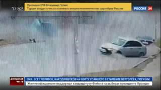 Смертельная авария в Северной Осетии !!! 10.03.2017 Двое на