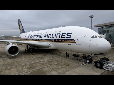 [Flight Report] SINGAPORE AIRLINES | Toulouse ✈ Singapore | Airbus A380-800 | Business
