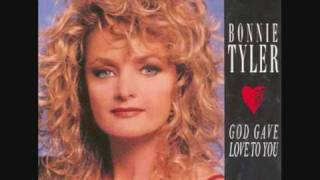 bonnie tyler god gave love to you very rare long single