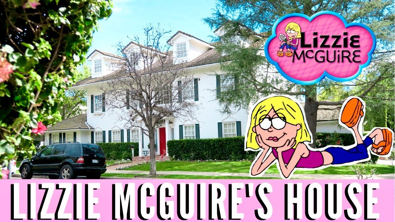 We Went To Lizzie Mcguire S House Youtube