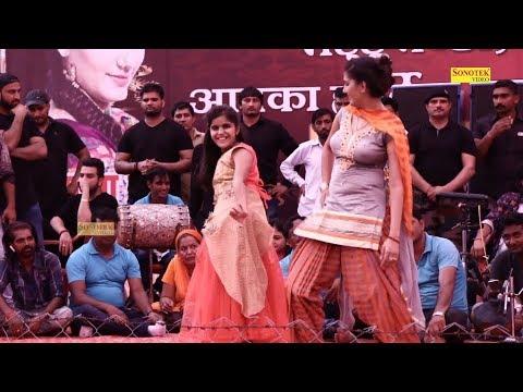 भट्टू में अपनी शिष्या के संग सपना ने लगाए जमकर ठुमके | Mehandi | Haryanvi Dance | Sapna Dance 2018