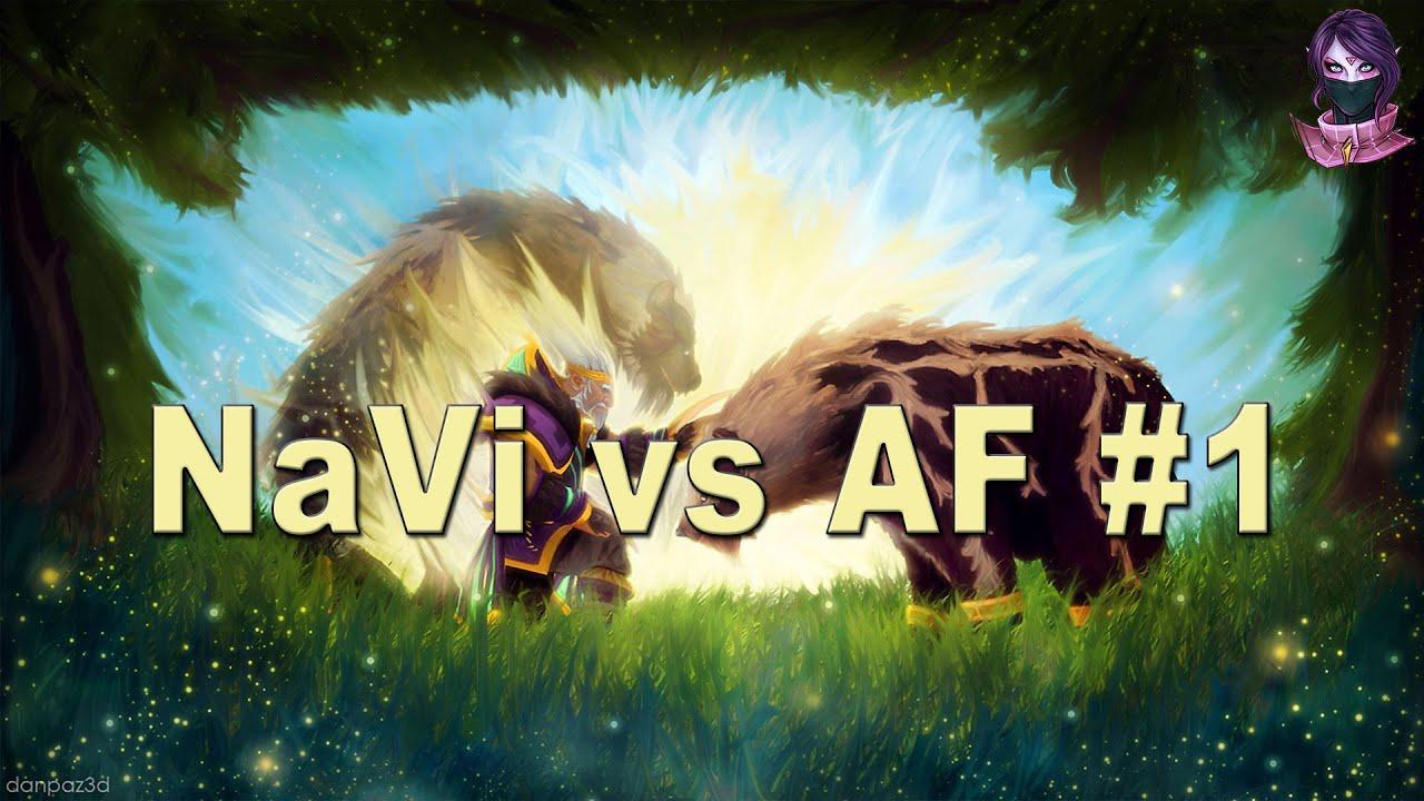 Download Dota 2 AF vs NaVi HighLights Game 1 | DreamLeague Season 5 (19.04.2016)