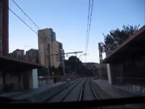 R3: L'Hospitalet de Llobregat - Vic